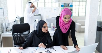 Middle Eastern business and HR leaders said they were not 'future workforce ready' in 60% of categories. © Getty Images