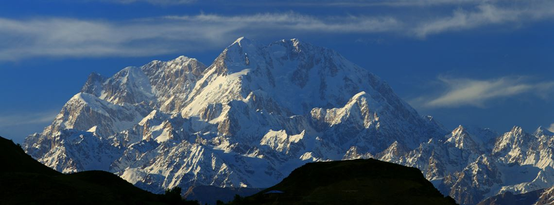 "The Hindu Kush Himalaya region has been dubbed the ""Third Pole"". © Nadeem Khawar/Getty Images"