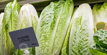 Albertsons will start by tracing bulk romaine lettuce before expanding to other food products. © Getty Images/iStockphoto