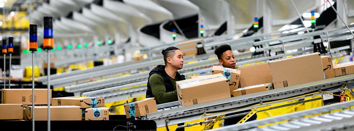 Amazon workers call on company leadership to tackle climate change threat