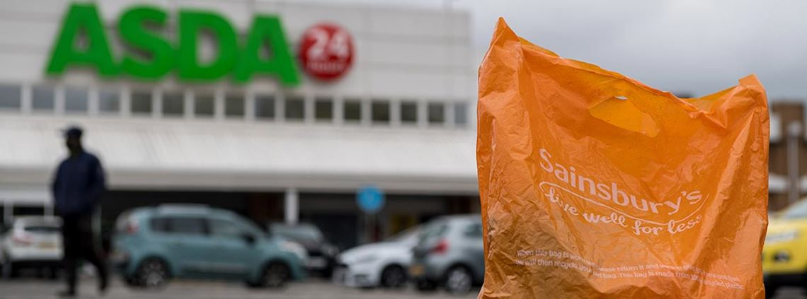 The CMA shut down the £12bn merger between Sainsbury's and Asda. © Getty Images