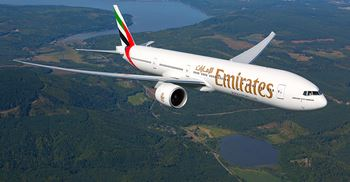 Emirates Airlines has signed an agreement with a US start-up. © Emirates Airlines