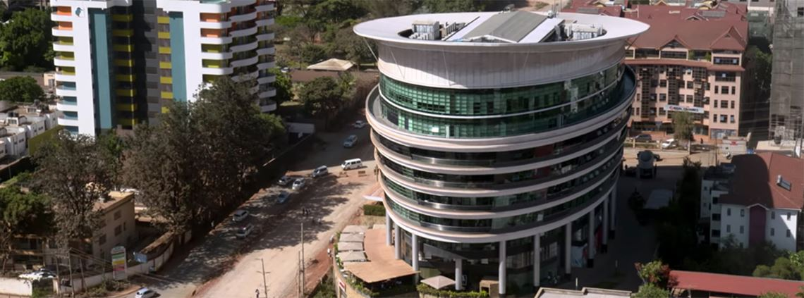 The African Development Centres in Nairobi, Kenya (pictured) and Lagos, Nigeria will support local developer communities © Microsoft