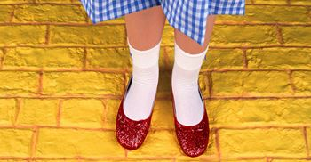 If you don't plan ahead, you might find yourself wishing for a pair of ruby slippers ©Pierre d'Alancaisez/Alamy Stock Photo