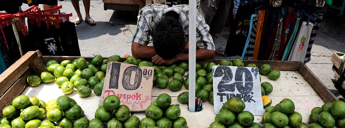 Prices have dropped as low as PHP10 a kilo © AFP/GettyImages