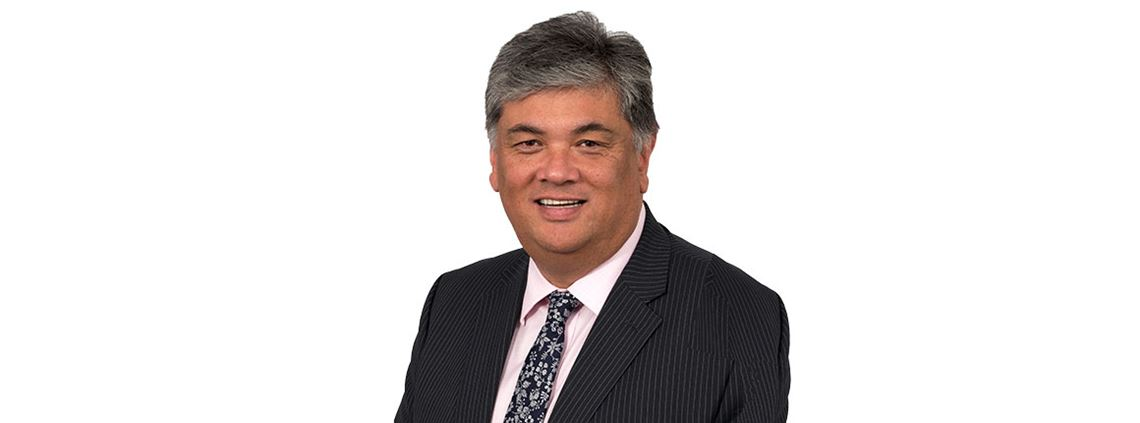 Simon Tse was appointed chief executive at the CSS in December 2018, and joined in 2016 as procurement operations director. © CSS