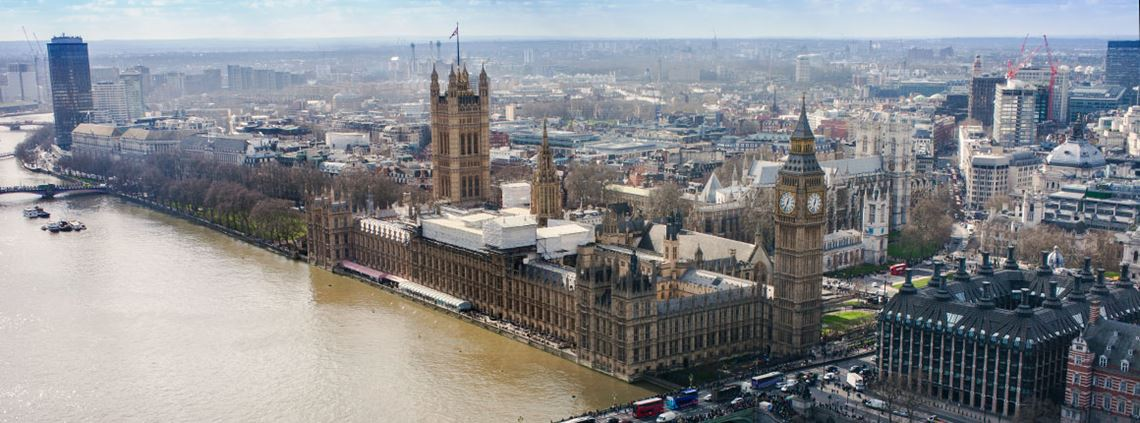 The £4bn restoration of the Palace of Westminster will require off-site construction and advanced technology. © iStock/Getty Images