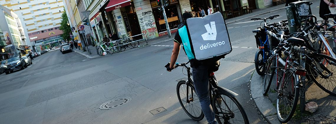 Deliveroo will be negotiating prices on ingredients and supplies on behalf of restaurants © Sean Gallup/Getty Images