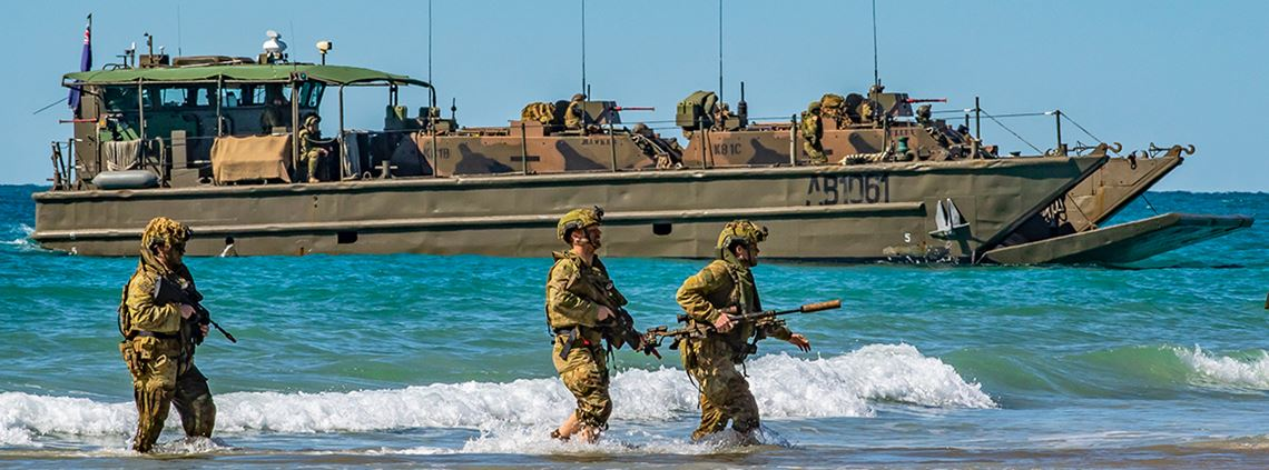 The Department of Defence has a procurement spend of $13bn © Sgt 1st Class Whitney C. Houston/Commonwealth of Australia