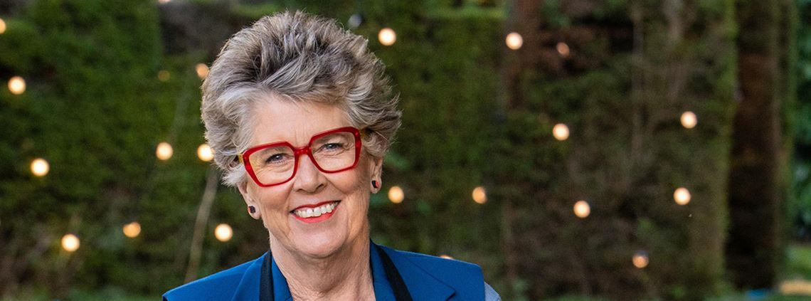 Great British Bake Off judge Prue Leith will act as an advisor to the review © Mark Bourdillon/Channel 4