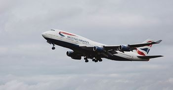 BA intends to buy sustainable fuel from the plant. © Stuart Bailey / British Airways