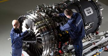 Firms collaborate to create next generation sustainable aircraft. © Rolls-Royce