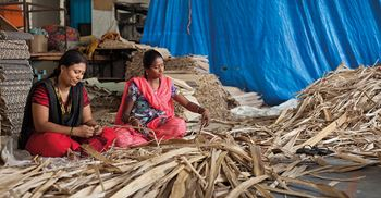 CIPS Foundation is supporting Womanity, with supply chains playing a vital role ©Womanity.org