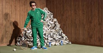 The Billie Jean King adidas campaign, which encourages girls not to give up sport, won gold at the Cannes Lions awards ©Adidas