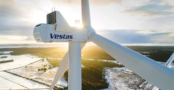 Vestas wind turbines operate across the globe, with 24,600 employees under the company's umbrella ©Vestas