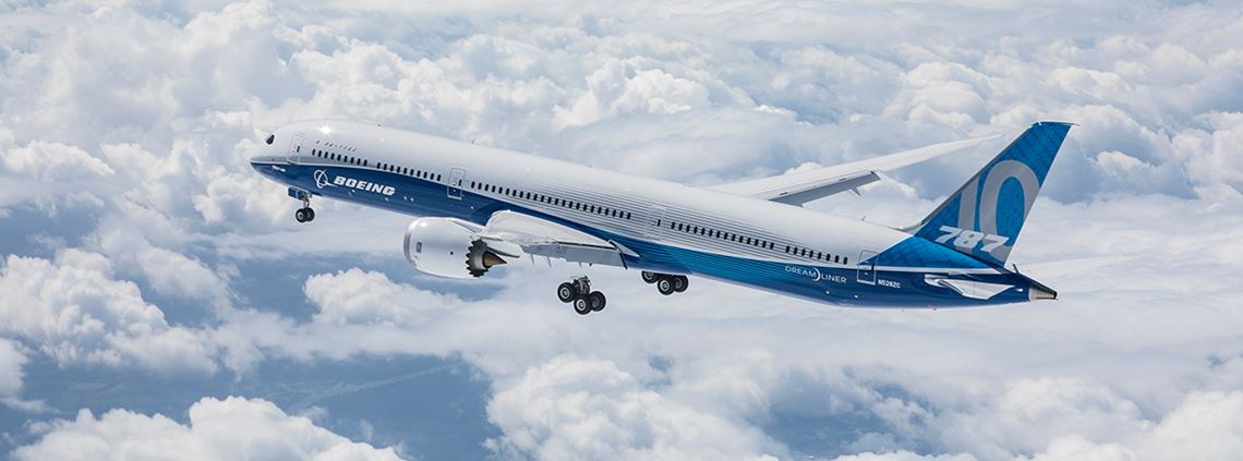 Boeing boosts supply chain with UK suppliers. © Boeing