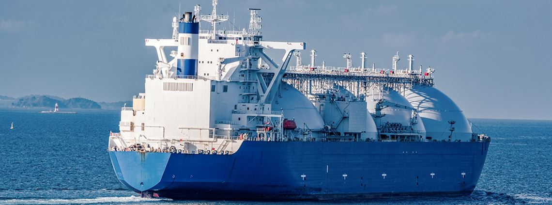 Advances in transportation technology have opened up the supply of LNG to new markets ©iStock/Getty Images