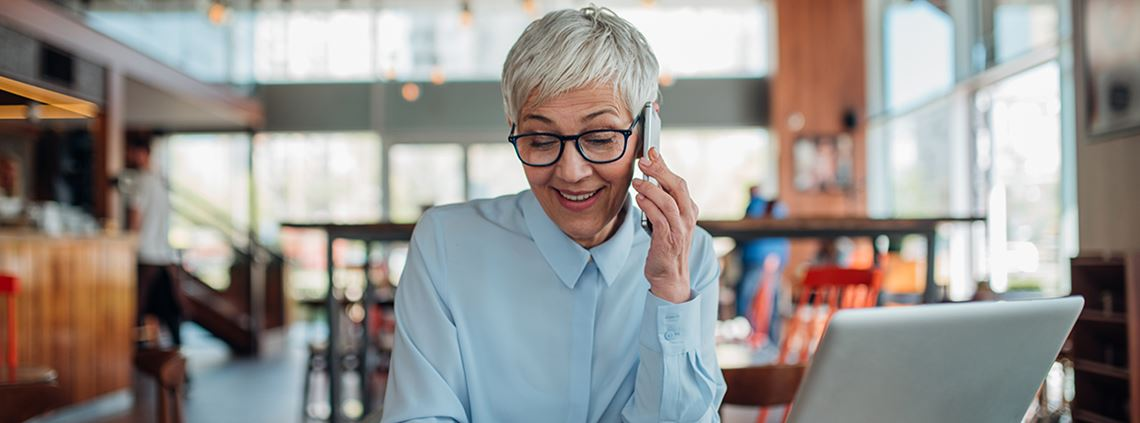 Pick up the phone and talk to your suppliers ©Getty Images/iStockphoto