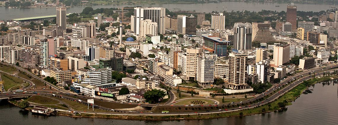 "Abidjan is ""assuming the mantle of West African trading hub"" © Getty Images"
