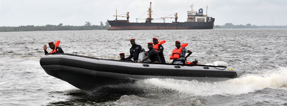 Law enforcement and Navy initiatives are taking place to reduce kidnappings off the coast of Nigeria © AFP/GettyImages