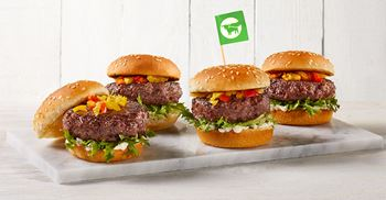 Increase in supply demand boosted year-on-year revenue by 250%. © Beyond Meat