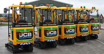"JCB's digital catalogue system drives procurement professionals to use the firm's ""preferred suppliers"". © JCB"