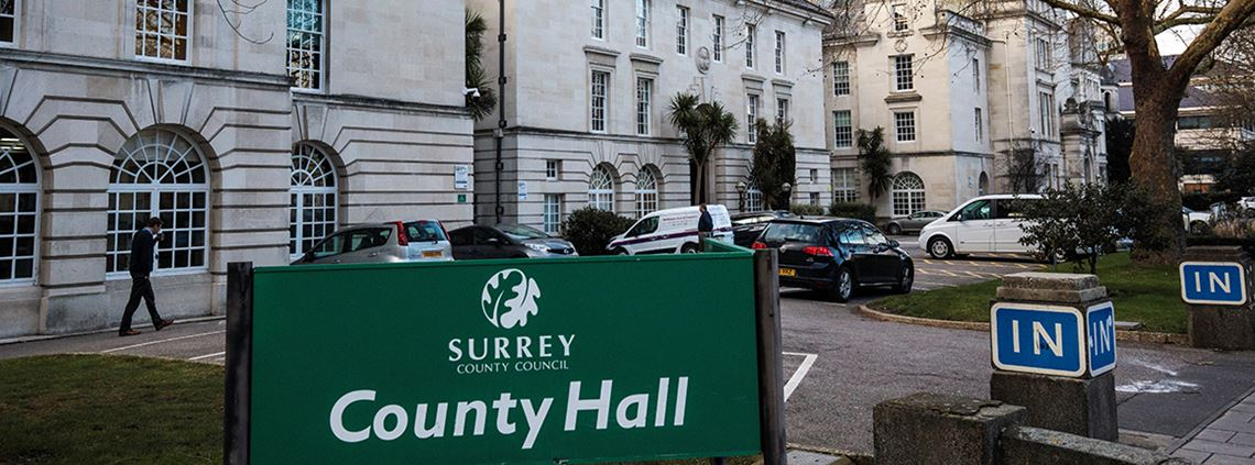 "The Surrey CC marketplace ""empowers communities"". © Jack Taylor/Getty Images"