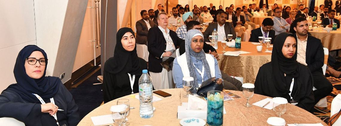 Over 200 delegates gathered at the CIPS Northern Emirates Branch annual event