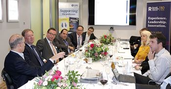 Talent was a key topic at the CPO round table on the digital future of the profession ©Peter Spinney