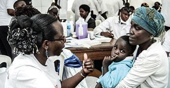 CIPS' learning hub, supported by the Bill & Melinda Gates Foundation, is already improving healthcare procurement in Africa ©SOPA Images/Getty Images