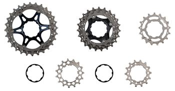 Shimano gears are debuted in professional races before being rolled out for retail models