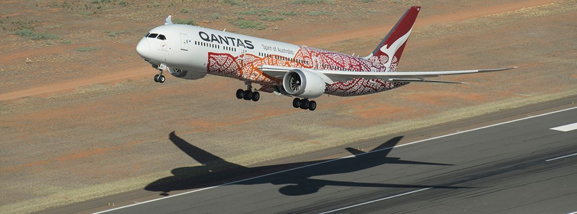 Coronavirus will hit profits at Qantas by up to $150m © Qantas