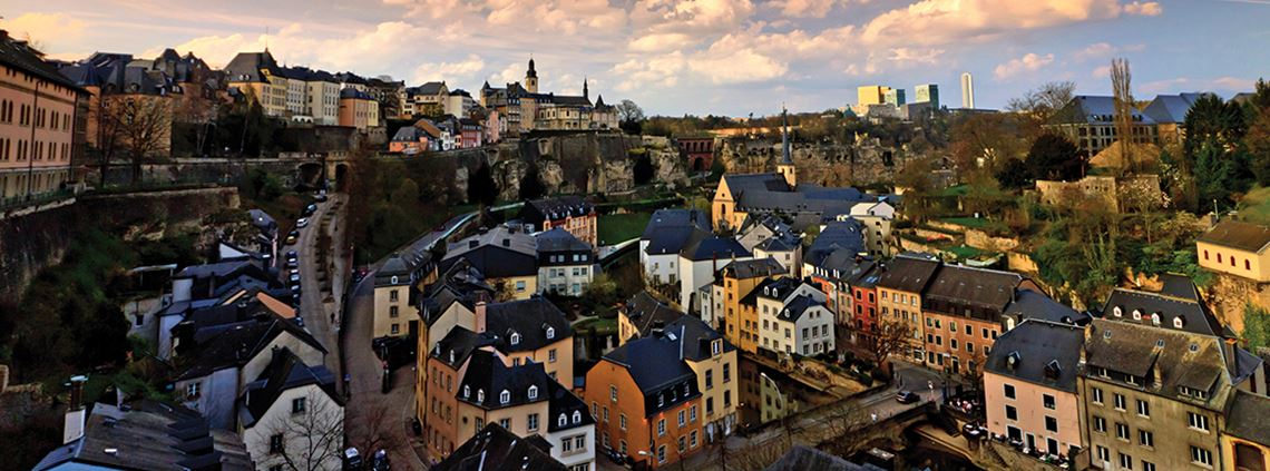 Tiny and rich, Luxembourg's wealth originally came from steel ©Getty Images