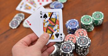 Keeping some cards close to your chest in a game of poker illustrates the value of procurement ©Getty Images