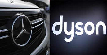 Mercedes and Dyson are among the many businesses working to produce ventilators for the UK© Bloomberg/Getty Images
