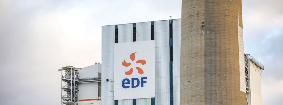 Direct contact with users has helped EDF improve procurement processes © AFP/Getty Images