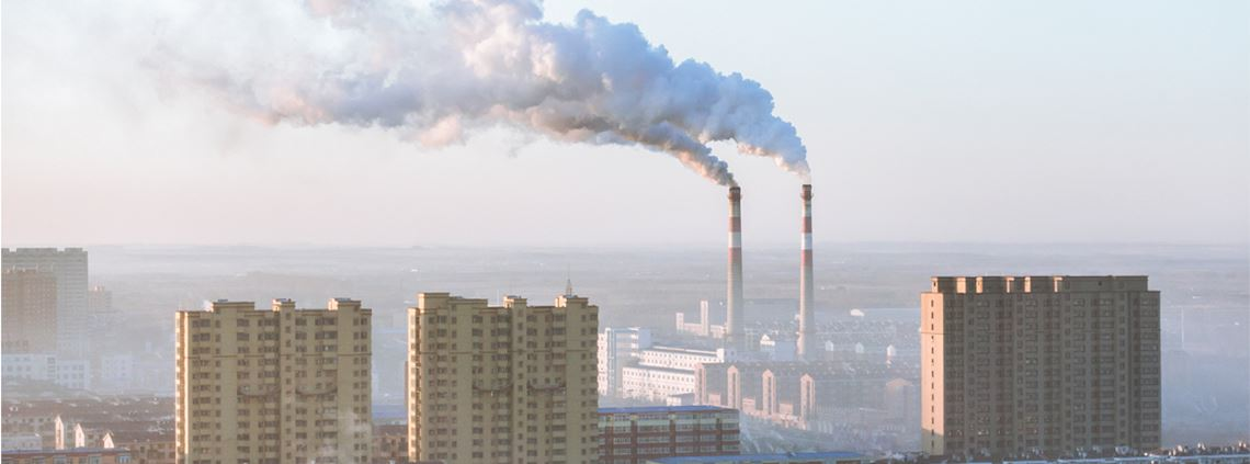 China is currently the world's largest emitter of greenhouse gases © Getty Images