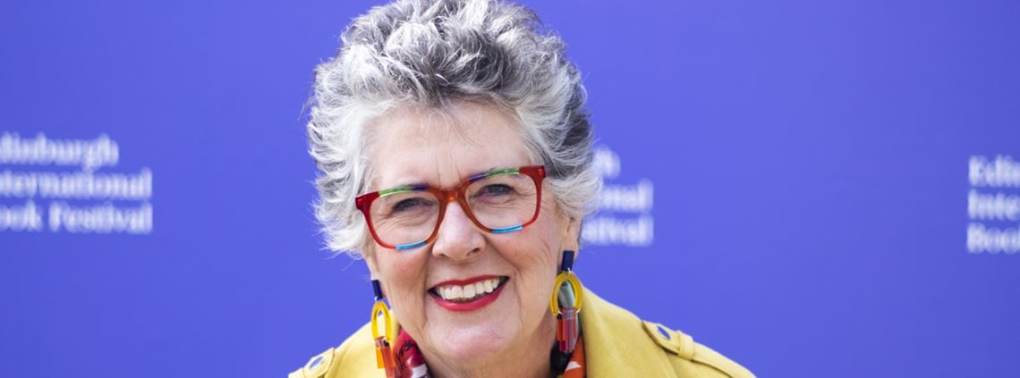 The Great British Bake Off judge Prue Leith acted as an advisor on the review © Getty Images