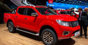 Specially designed Navara Pickup trucks to be built © Robert Hradil/Getty Images