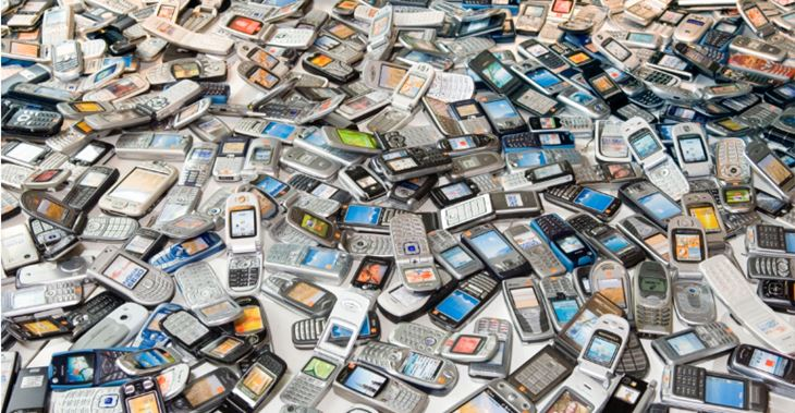 UK is one of the largest exporters of electronic waste, says report © SSPL/Getty Images