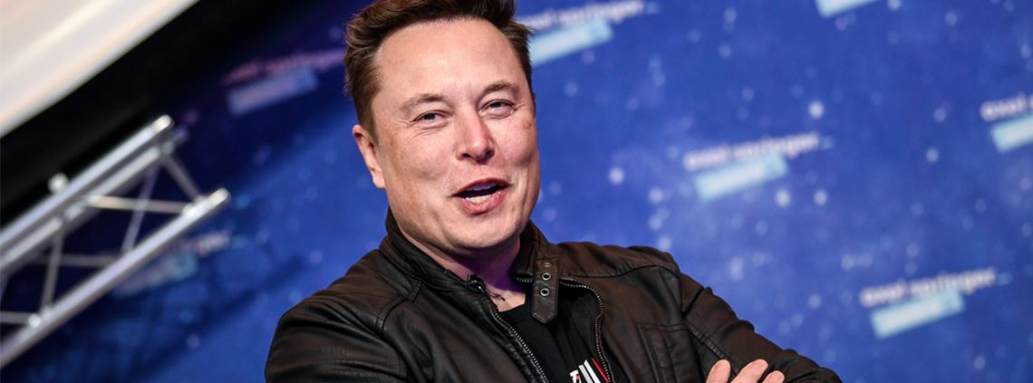 Firms are most at risk from non-traditional suppliers such as Elon Musk © Britta Pedersen-Pool/Getty Images
