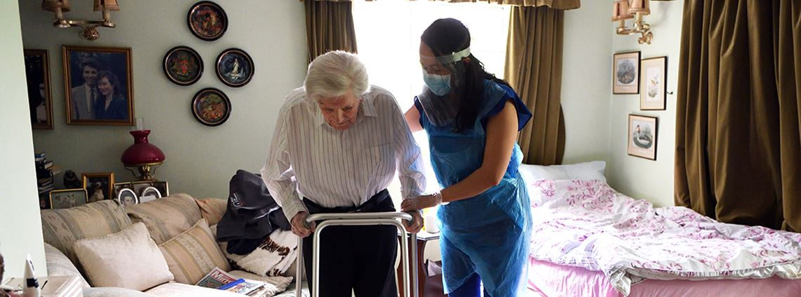 "The care home was getting ""dozens"" of offers for PPE each hour © Karwai Tang/Getty Images"