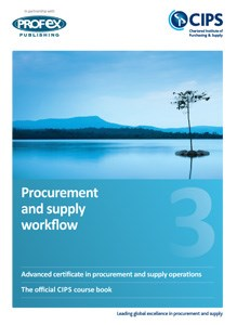 Advanced Certificate in Procurement and Supply Operations - Full Set