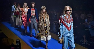 Bizzari said Gucci would not use fur as part of a commitment to sustainability © PA Images