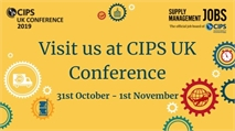 Visit us at CIPS UK Conference 2019