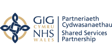 NHS Wales Shared Services Partnership logo