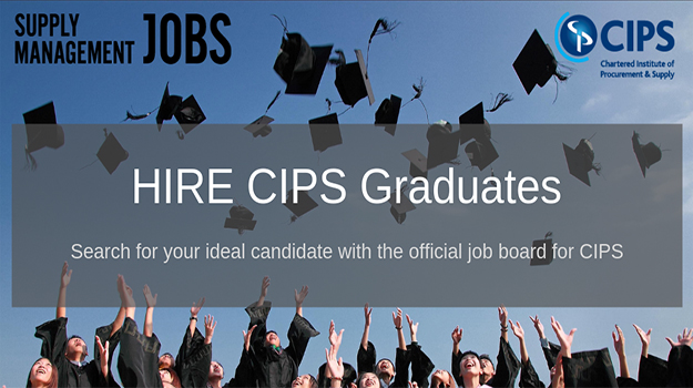 Find your ideal candidate with the official job board for CIPS