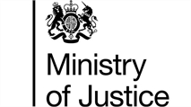 What is it like to work as a commercial manager at the Ministry of Justice?
