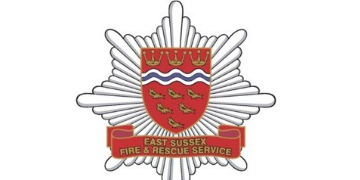 East Sussex Fire and Rescue Service logo