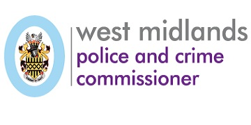 Police and Crime Commissioner West Midlands logo